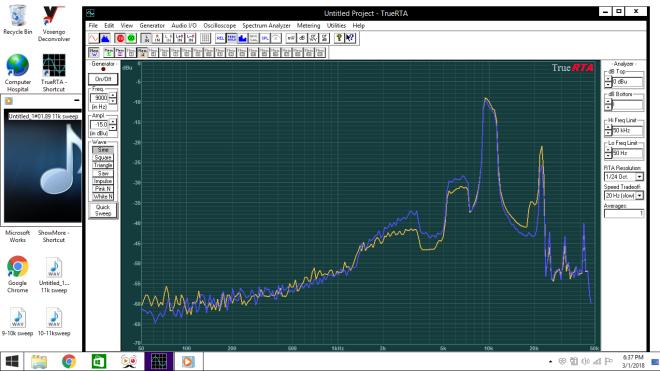 Amp vs Helix fractal test 2